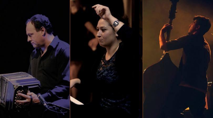 Tango Argentino Koeln Live Musik Carlos Quilici Trio Milonga