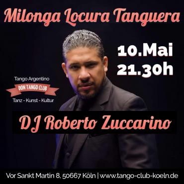 Tango Argentino Koeln Tanzen Milonga Roberto Zuccarino